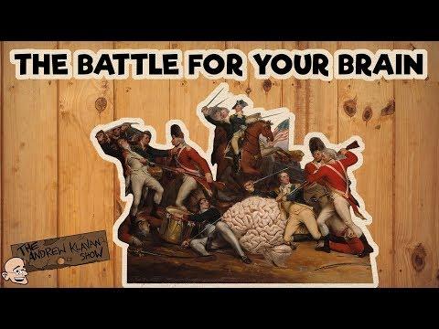 The Battle for your Brain   The Andrew Klavan Show Ep. 458