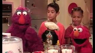 Sesame Street Elmo's Magic Cookbook