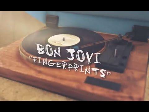 Bon Jovi - Fingerprints (Lyric Video)