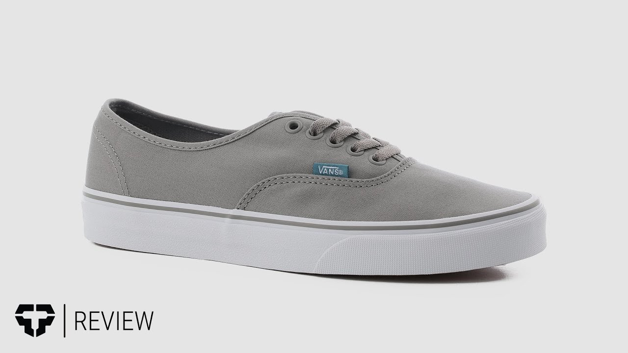 cf9789dfac Vans Authentic and Vans Era Skate Shoes review - Tactics.com - YouTube