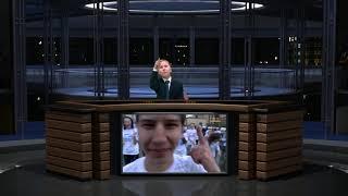 В студии телеканала UNIVER TV