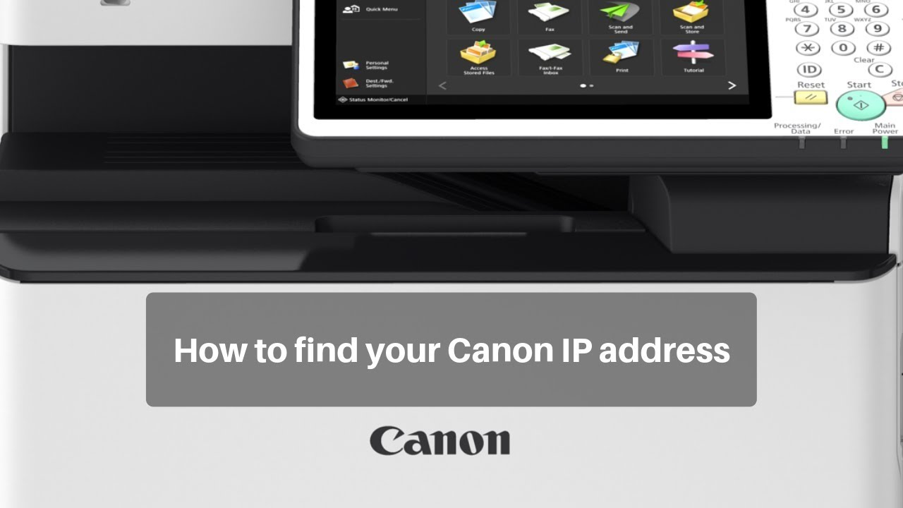 How to Install a Canon Printer Driver for Mac OS