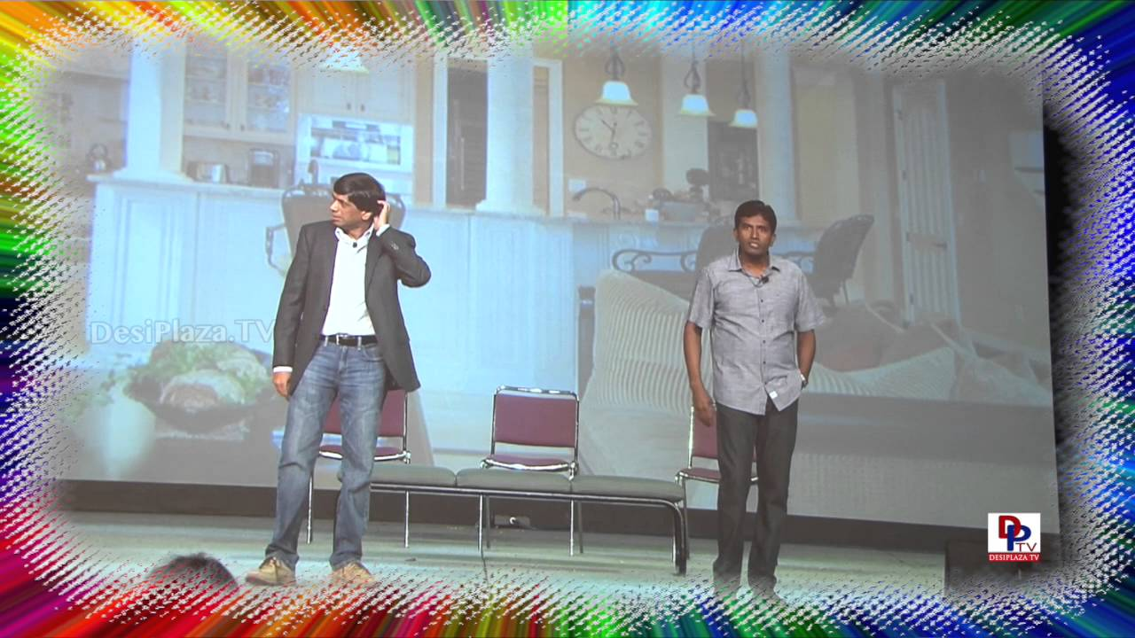 "Comedy Drama ""Amma Idu Ninnadina""by Participants  at 9th AKKA World Kannada Conference"
