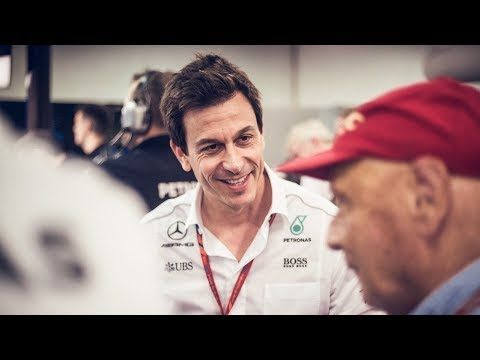 Toto Wolff's Key to F1 Success: A Good Night's Sleep...