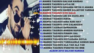MAMED TAGIROV EZO GALIN ALBUM 2018 SALVAR KARDAS