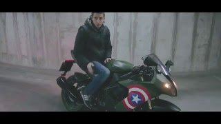 Урок езды на мотоцикле от мотошколы RSmoto