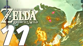 Zelda Breath of The Wild - Gameplay Walkthrough Part 11 -