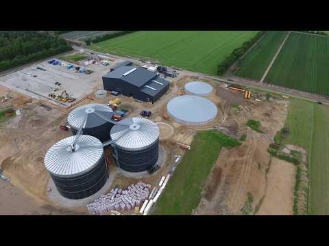 Nature Energy - Rejsegilde på økologisk biogas i Brande
