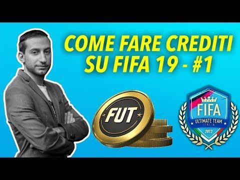 COME FARE CREDITI SU FIFA 19 - #1: WEB APP