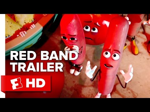 Sausage Party Official Red Band Trailer #1 (2016) - Kristen Wiig, James Franco Movie HD