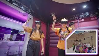 ついに登場! VR内でストレス大発散!! お皿を、貯金箱を、部屋を!? 投げ...