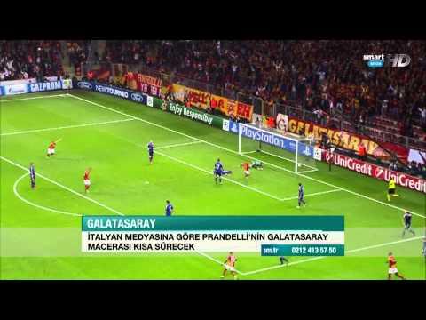 """""""Prandelli'nin Galatasaray macerası kısa sürecek"""""""