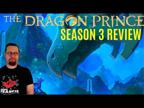 The Dragon Prince Season 3 Netflix Review