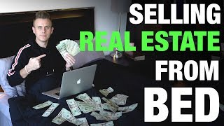 Wholesaling Real Estate | How To Sell Real Estate From BED