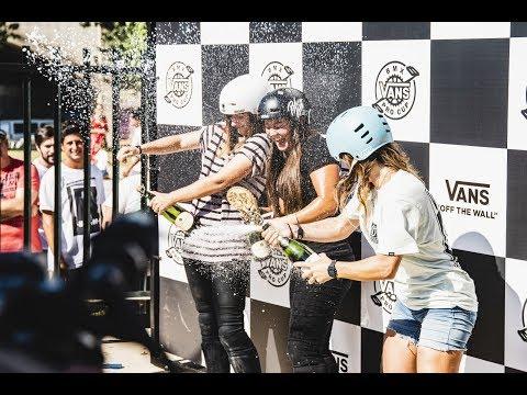 Women's Final @ Vans BMX Pro Cup Malaga 2018