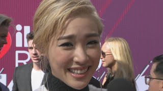 2019 Iheartradio Music Awards: Tiffany Young On K Pop's World Domination