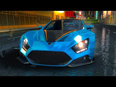 Asphalt 8, ZENVO TS1 GT 10th AE, First Look