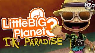 LittleBigPlanet 3 - Tiki Paradise Level Kit DLC!