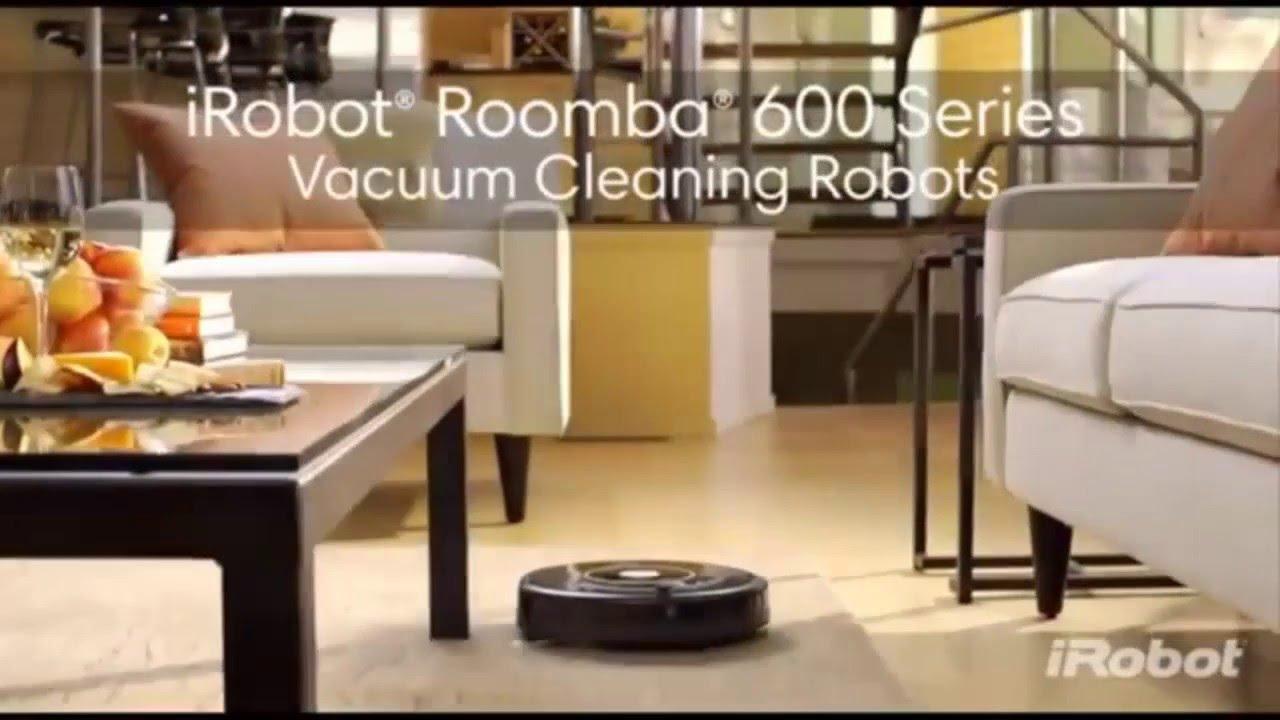 irobot roomba 650 vacuum cleaning robot - Irobot Roomba 650