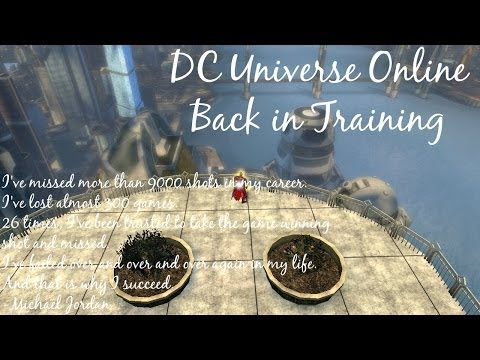 DC Universe Online-Back in Training