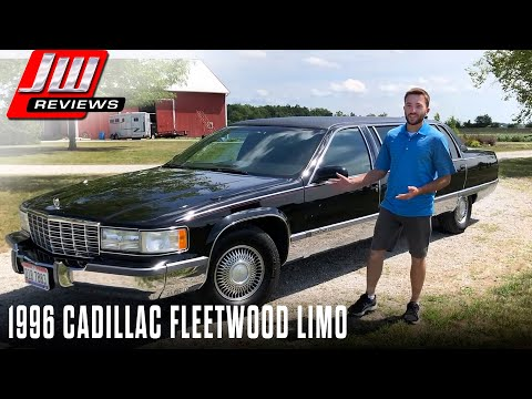 1996 Cadillac Fleetwood Limousine Review