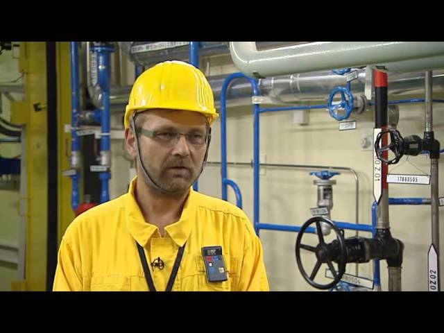 Extrémní povolání: Jaderná elektrárna Temelín