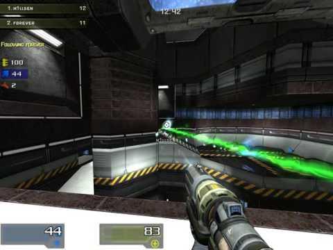 Quake 4 Forever vs K1llsen  ESWC 2007 Paris 2