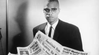 Malcolm X on Black Entertainers Being Seen As Leaders thumbnail