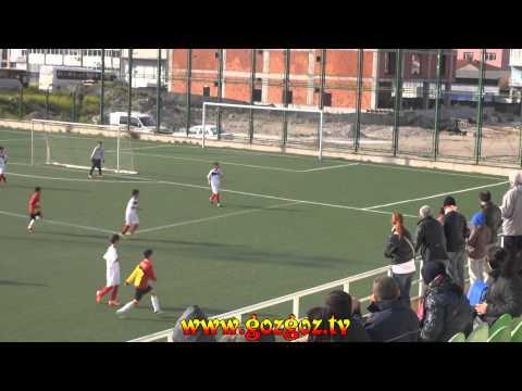U11 l Çeyrek Final l Göztepe 4-1 Çiğli Belediyespor l Maçın Geniş Özeti l GözGöz Tv HD