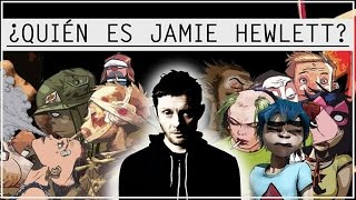 G-Documental | ¿Quién es Jamie Hewlett?