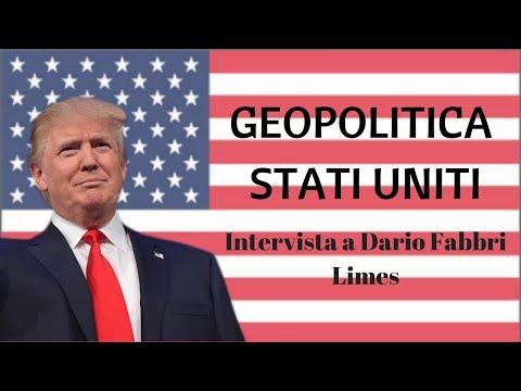 La Geopolitica degli Stati Uniti. Intervista a Dario Fabbri - Limes