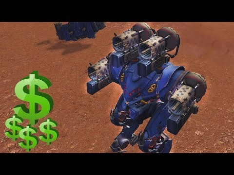 EXORCIST NUEVO ROBOT - TEST SERVER War Robots
