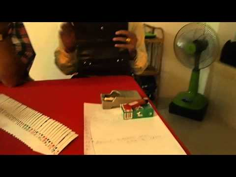 Philipino Blackjack Scam in Phnom Penh