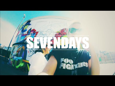Back To School LOOKBOOK // SevenDays