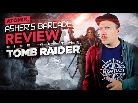 REVIEW Rise of the Tomb Raider - Asher's Barcade