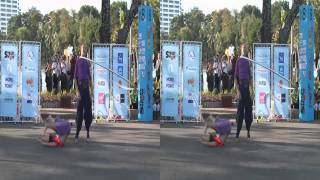 The Sphircle at Lumpini Park Part 1