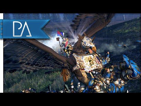 WARHAMMER EPIC BATTLE - Total War: WARHAMMER Gameplay