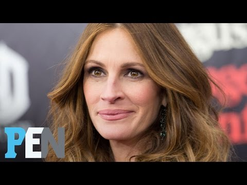 Julia Roberts Reveals Her Fave Look & Where She Keeps Her Oscars Gown | PEN | Entertainment Weekly