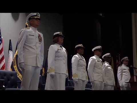 Change of Command Ceremony June 30, 2017 at Naval Hospital Lemoore
