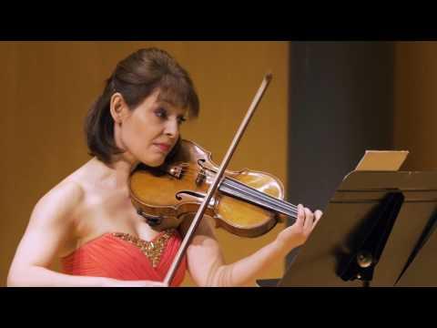 Irina Muresanu performs Tar Eis an Caoineadh by Dave Flynn