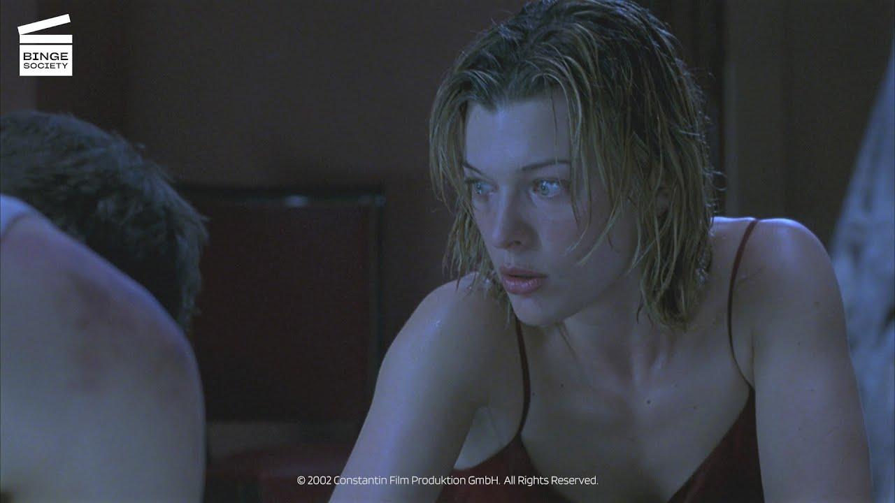 Resident Evil: Remain Calm (HD CLIP)