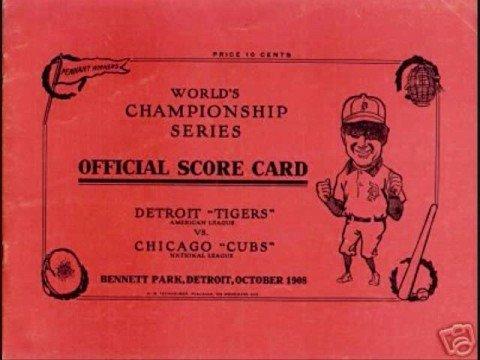 Cub Fans: 1908