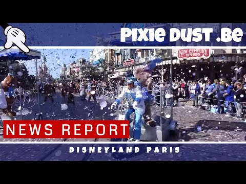 News Update 11 & 12 April 2017 Disneyland...