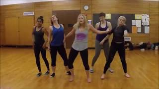 Beginners Contemporary - What About Us | ODA