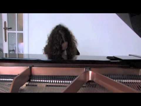 JS Bach - Capriccio de la Partita N°2 - Racha Arodaky, piano
