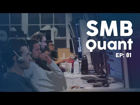 """SMB Quant (001): """"Modeling Process"""" with Jeff Holden from SMB Capital / KTG"""
