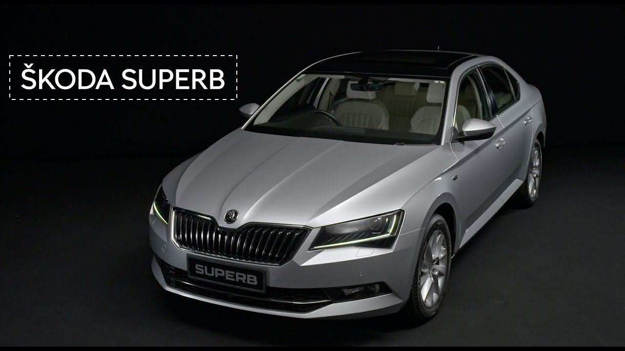 Sponsored 2019 Skoda Superb Features Autocar India Youtube