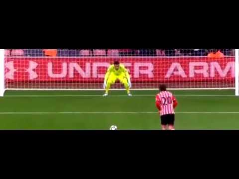 Sergio Romero reflected on penalties Manolo Gabbiadini ( HD 720p )