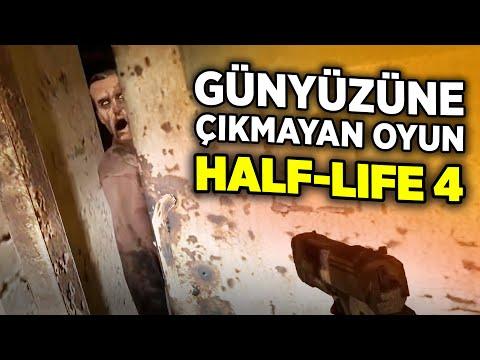 Üçüncüsü Çıkmadığı İçin İptal Edilen Oyun Half-Life 4 (Evet 3 Değil 4!)