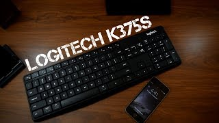 Logitech K375s Multi-Device Bluetooth Keyboard Review